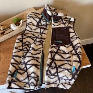 RARE New Patagonia Men's Classic Retro-X Vest